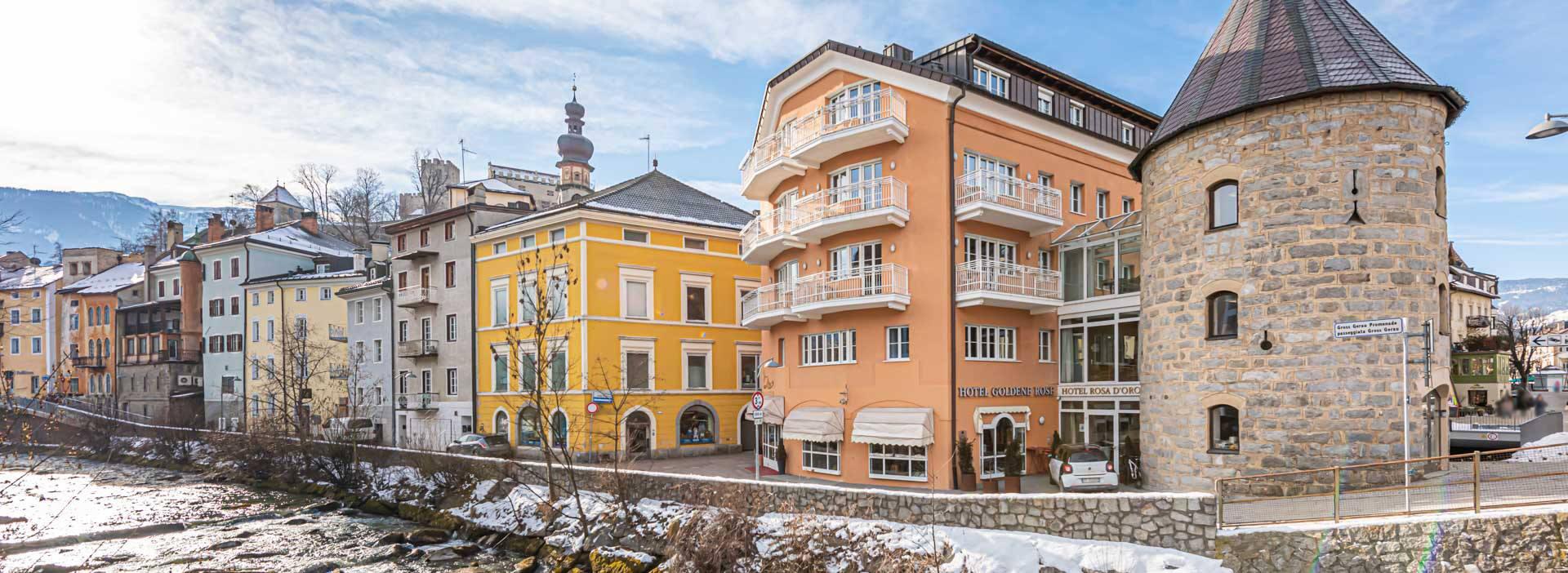 Hotel Goldene Rose