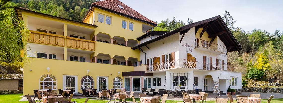 Hotel Latscherhof