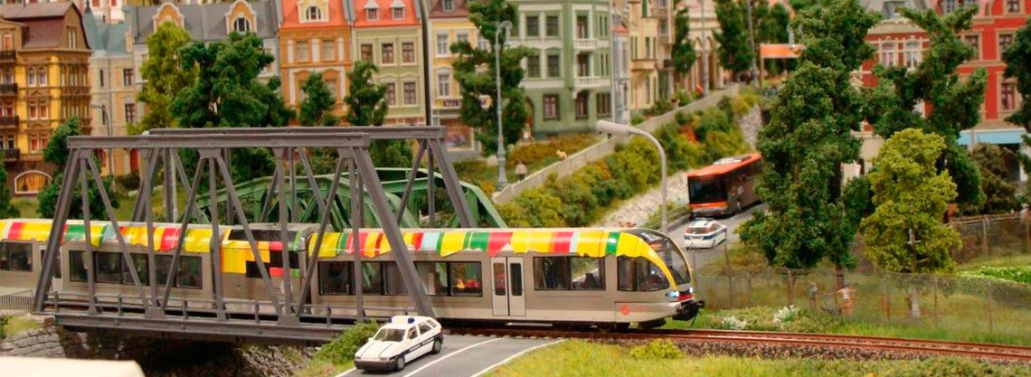 Mondo Treno - Alto Adige in miniatura