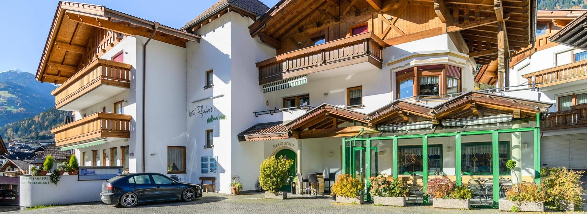 Hotel Ristorante Pfandleralm