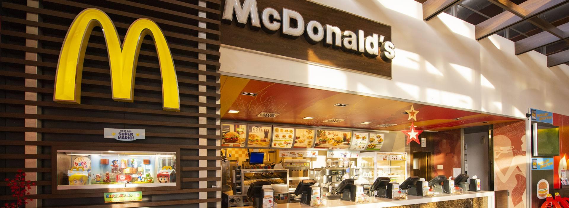 McDonald's Bozen