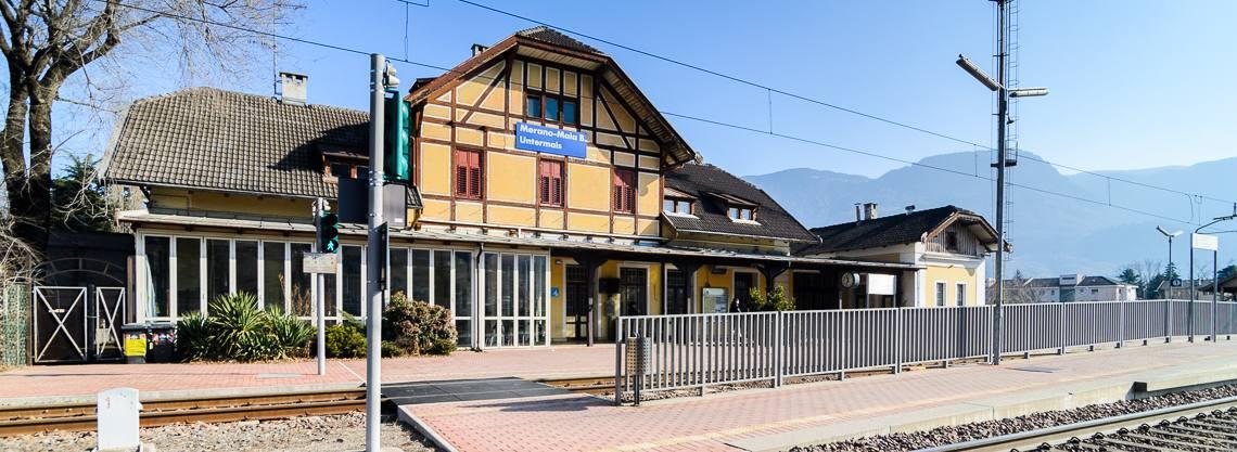 Bahnhof Untermais